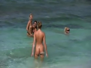 Nudist beach free