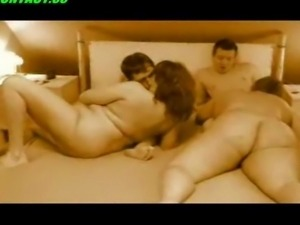 devot german amateur foursome