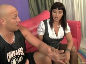 have you ever been rimmed by a milf?