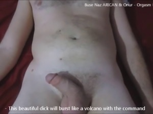 Turkish Buse Naz ARICAN & Onur - Orgasm By Command