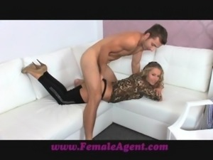 FemaleAgent Cameras affect studs confidence in casting free