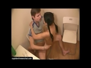 Anal sex with skinny russian teen free