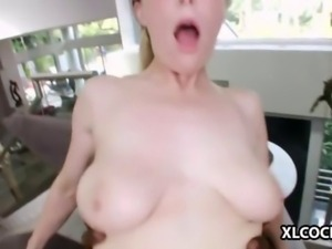 Penny Pax loves a big black cock in her pussy