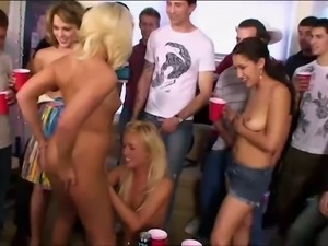 Students fucking like animals during college party