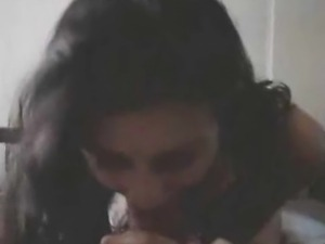Nice homemade video of an Indian cutie having great sex