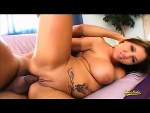 Claire Dames gets her phat ass slammed hard