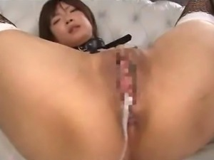 Cute Asian Creampied