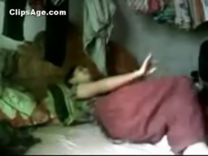 Bangladeshi  married couple making home sex video Indian free