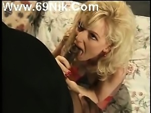 Hot mom have a threesome