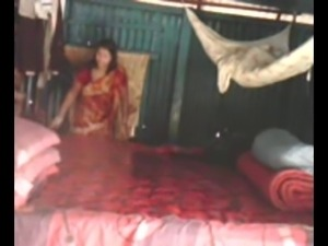desi- couple fucking in bedroom