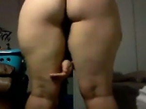 Fat Cam Chick With A Big Ass