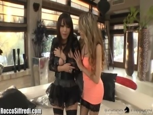 RoccoSiffredi Asian Threesome With Big-Dick Omar Galanti free
