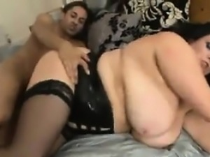 Fat MILF Getting Fucked