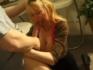 FRENCH PORN 5 anal mature mom milf and younger man
