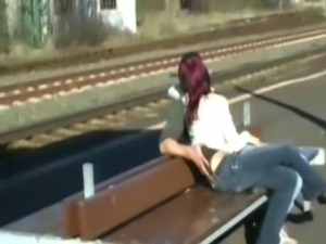 Picked Up And Fucked On Camera