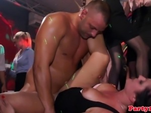 Real european amateur being fucked roughly