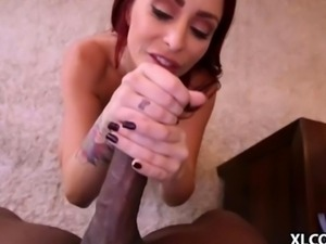 Monique Alexander fucked by big black cock