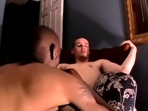 Hot gay sex Dee Gets Two Str8 Boy Load