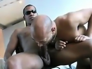 Handsome Black Guys Fucking