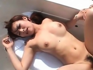 She wants that stiff dick in her hairy part1