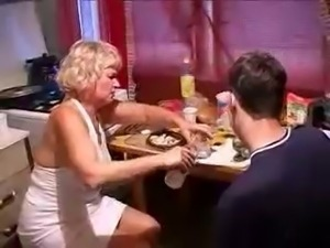 Russian mature and boy - 7