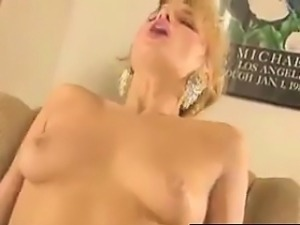 Blonde MILF Wants A Big Black Cock