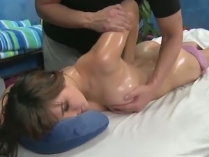 Holly Michaels got horny after cupping her tits
