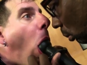 Fetish stud black cock