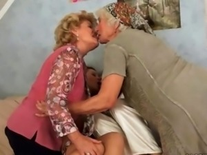 Grannies and Teenies Compilation