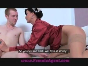 FemaleAgent Afternoon delight free