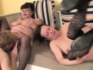Horny experienced women really love part3