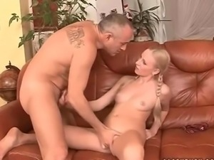 Teens Riding Old Cocks Compilation