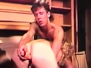 Some naughty retro porno