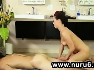 Hardcore nuru massage