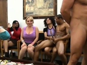 Perverted sex party