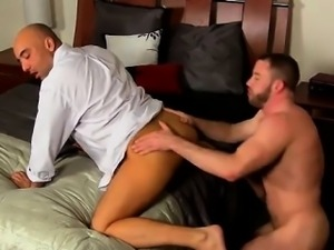 Nude men The daddies kick it off with some real crazy prick