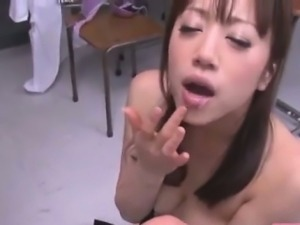 Cute Japanese Girl Fucking