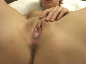 Creampie for nasty bitch