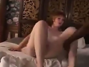 Redhead Wants Some Black Cock In Her