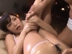 Adorable Asian Girl Fucking