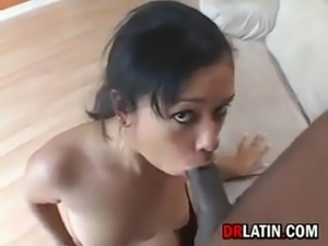 Thick Latina Fucked By A Big Cock