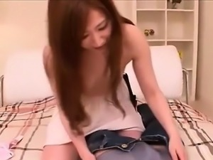 Adorable Seductive Korean Girl Having Sex