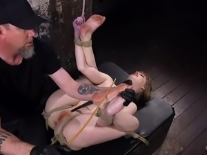 Dolly is my girlfriend. For a long time she was not satisfied with my dick,...
