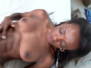 Tight bodied nympho Tiffany Tailor loves missionary position
