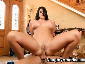 Danny Mountain is horny and cant wait any longer to pound sex