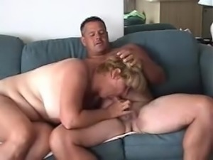this blonde loves to give pleasure to her husband