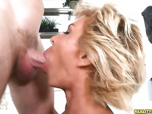 Levi Cash makes Lyla with huge tits and