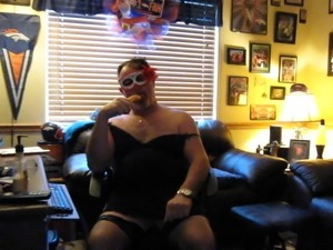 sissy video 29 filling pritty