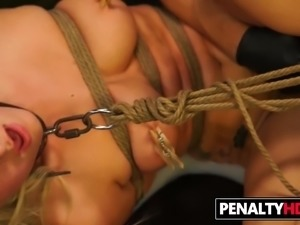 BDSM Humiliation For Teen Layla Price