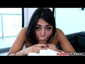 Lexi Bandera gets punished